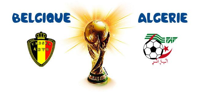 Pronostic belgique alg rie coupe du monde 2014 - Algerie allemagne coupe du monde 2014 ...